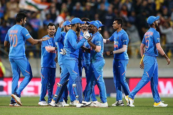 भारतीय टीम की लगातार दूसरे टाई मैच के सुपर ओवर में जीत