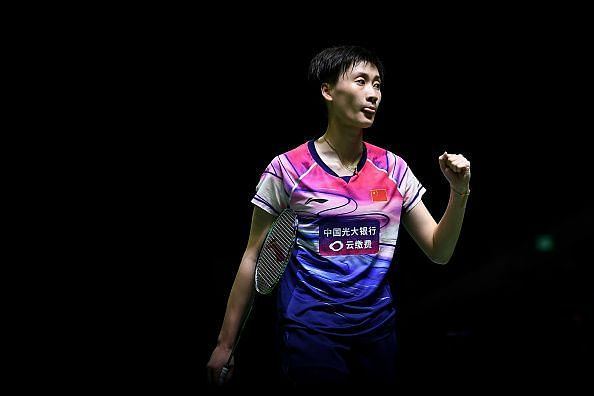 Chen Yu Fei climbed new heights of success in 2019
