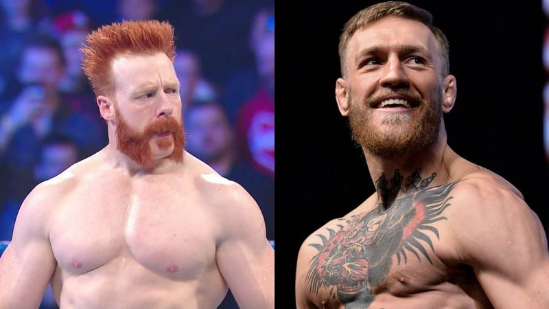 Sheamus opens up about whether Conor McGregor