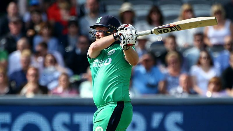 Ireland batsman Paul Stirling