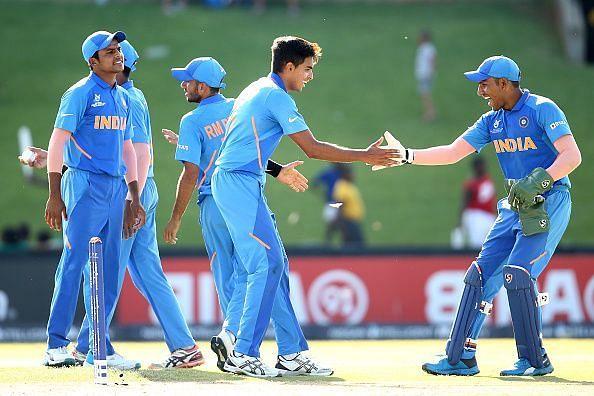भारत ने जीत के साथ शुरुआत की