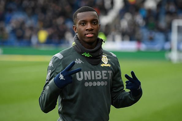 Nketiah will stay at the Emirates for the remainder of the season