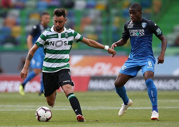 Will Fernandes get his move to United in this window?