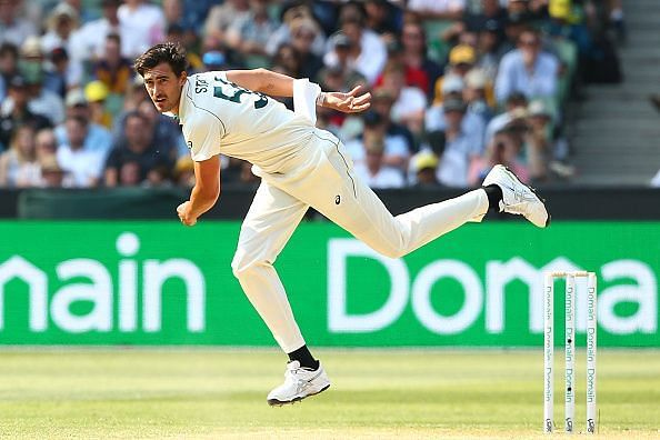 Virat Kohli thinks that Mitchell Starc generates more swing than before