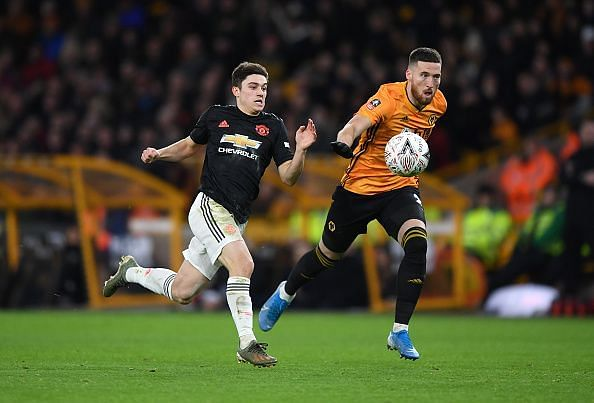 Manchester United were held to a 0-0 draw against Wolves at the Molineux