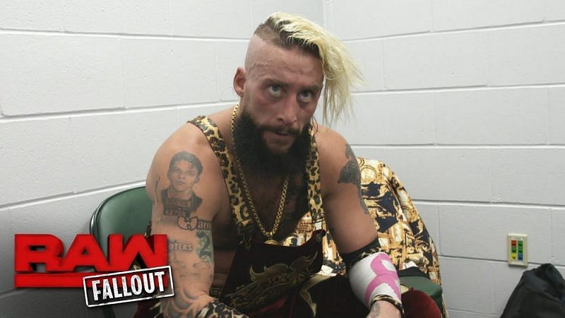 Enzo Amore will fight Tama Tonga - but on HIS terms.