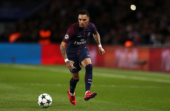 Kurzawa is expected to leave Paris Saint-Germain this summer