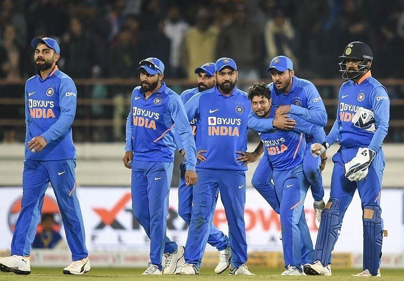 भारतीय वनडे क्रिकेट टीम