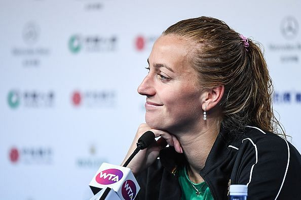 Kvitova will be looking to get some wins heading into the Australian Open