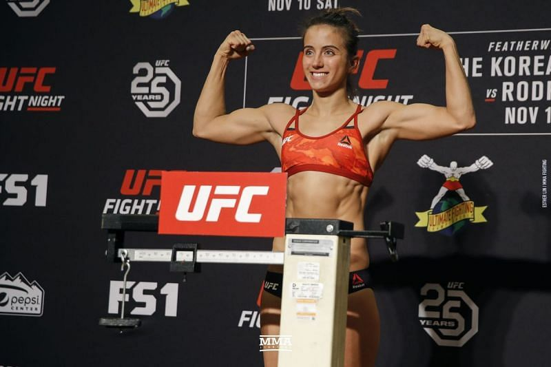 Maycee Barber Talks About The Future Her Loss At Ufc 246 And Who Let Her Down In The Fight