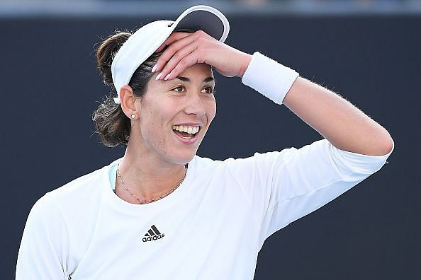 Garbine Muguruza has suffered through a low phase in the last couple of years.