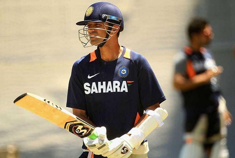 Rahul Dravid has got the best defense