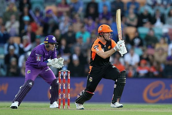 BBL - Hobart Hurricanes v Perth Scorchers