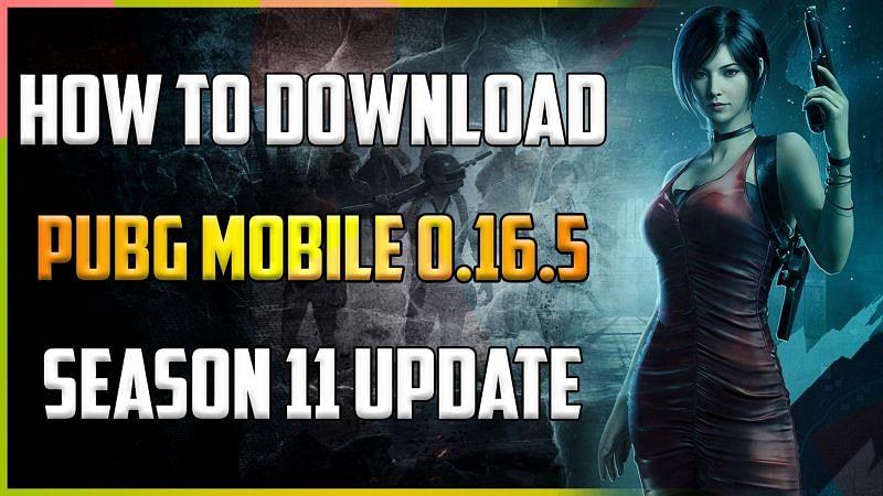 PUBG Mobile Season 11 Update