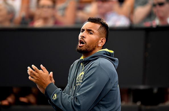Can Kyrgios become a tennis legend?