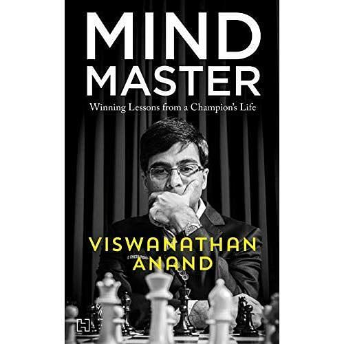 """The title says it all! """"Mind Master: Winning Lessons from a Champion"""