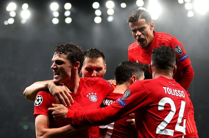 Bayern Munich have been in irresistible form as of late
