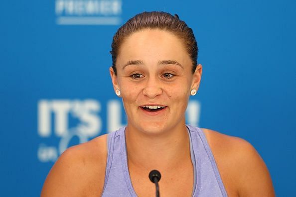 Ashleigh Barty will debut as the World No.1 in front of her home crowd.