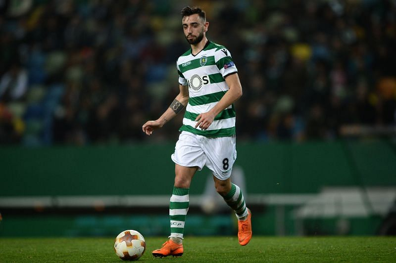 Manchester United remain locked in talks for Bruno Fernandes