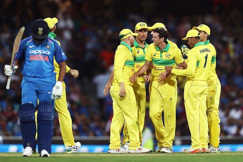 झाय रिचर्ड्सन ने भारत के खिलाफ अच्छा प्रदर्शन किया था