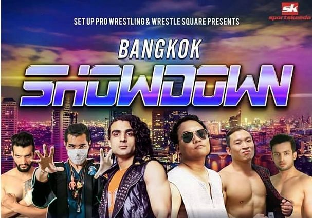 The gradual change in the the landscape of pro-wrestling in this part of the world
