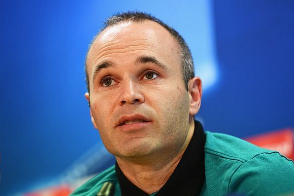 Andrés Iniesta admits that Valverde