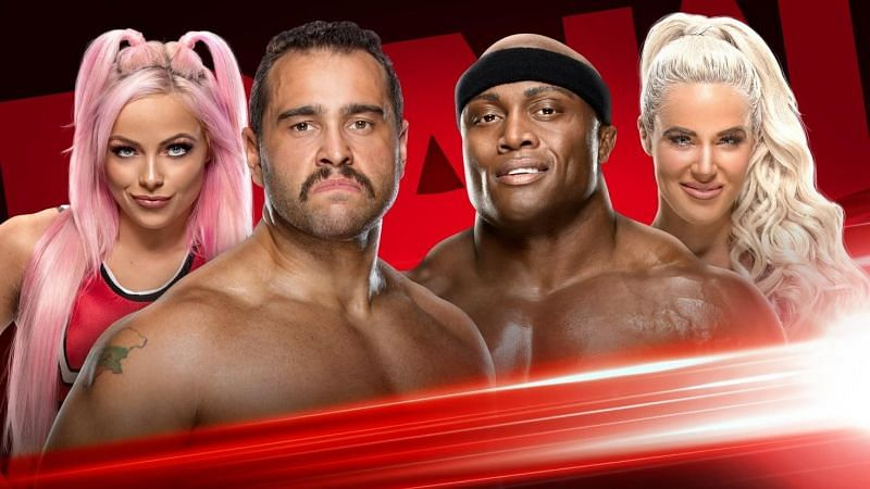 Mixed tag-team match set for next week