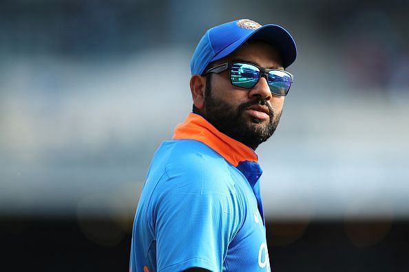 Rohit Sharma is back in India