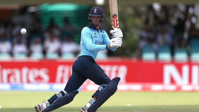 England U-19s will start as the favourites to win
