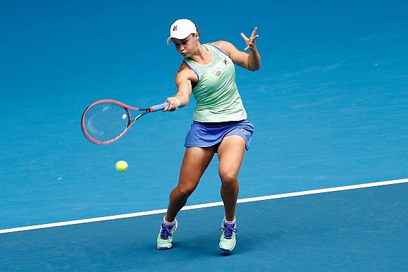 Barty faces a big challenge in the fourth round