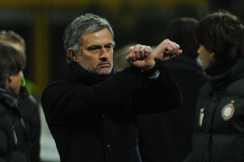 Controversy has never been far away from Mourinho throughout his managerial career