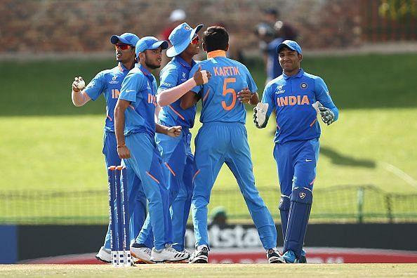 भारतीय टीम सेमीफाइनल में पहुंची