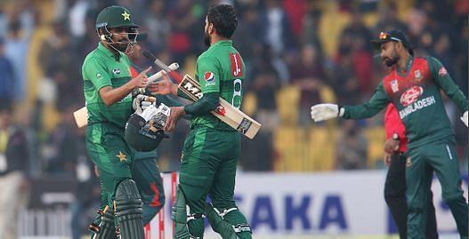 पाक-बांग्लादेश, दूसरा टी20