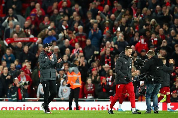 Liverpool will be looking to stay 13 points clear with a victory over Jose Mourinho