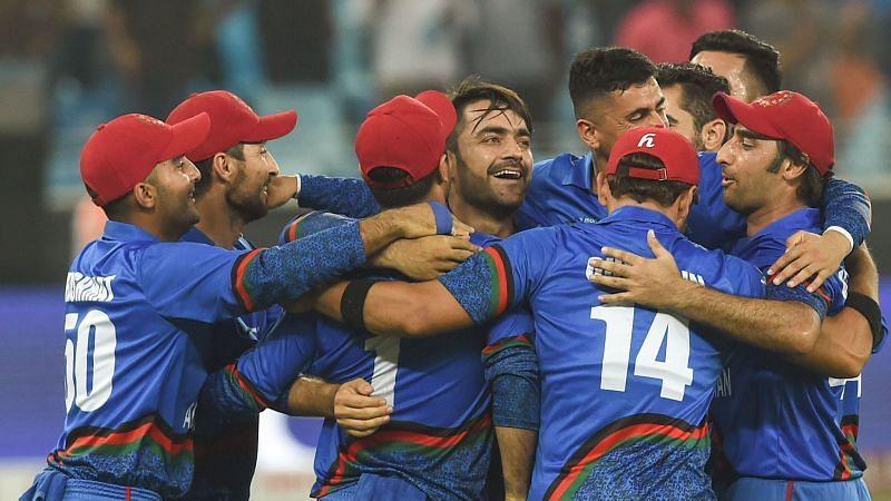 अफ़ग़ानिस्तान टीम