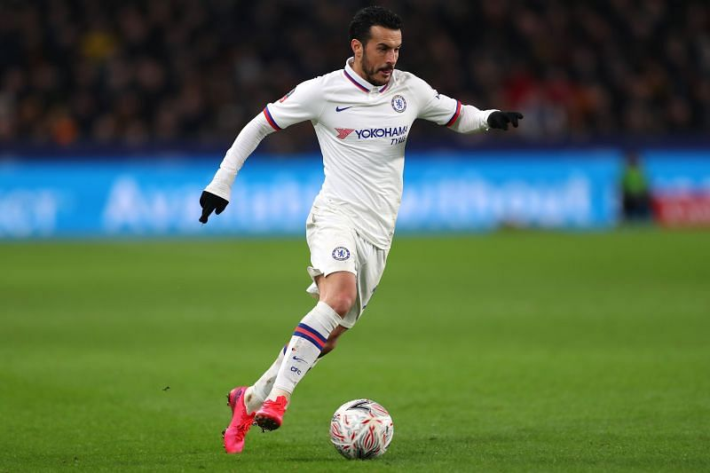 Pedro might be on his way out of Stamford Bridge