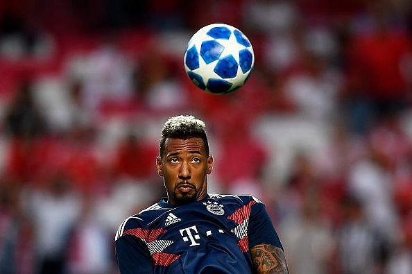 Boateng has found first-team opportunities hard to come by this season