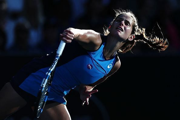 Julia Goerges will be looking for a stronger 2020 season.