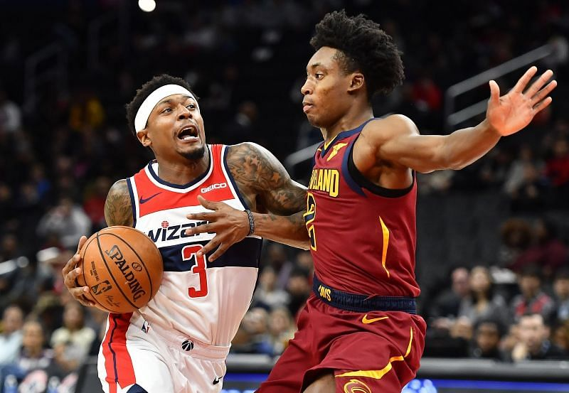 Bradley Beal and Collin Sexton