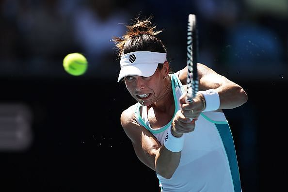 Tomljanovic is capable of staging big upsets.