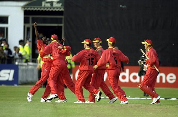 Zimbabwe was a formidable ODI team in 1990s and early 2000s