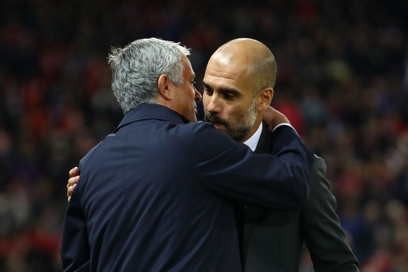 Mutual respect grew between Mourinho and Guardiola as their rivalry matured in Manchester