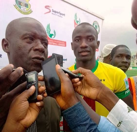 Ibrahim Musa has re-established himself among Nigeria