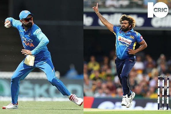 India v Sri Lanka T20 Series: Article Sponsored by 10CRIC