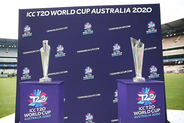 ICC T20 World Cup Photo Opportunity