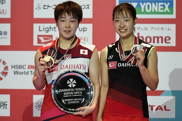 Akane Yamaguchi and Nozomi Okuhara would be in action also