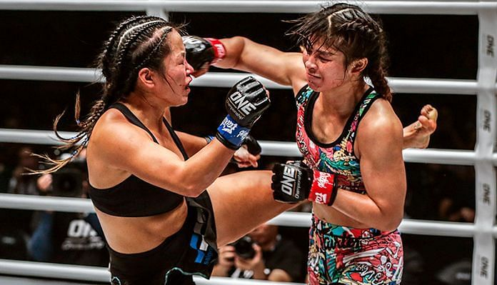 Since Stamp made her debut with ONE back in October of 2018, she has captured both world titles in the women's ONE Super Series division