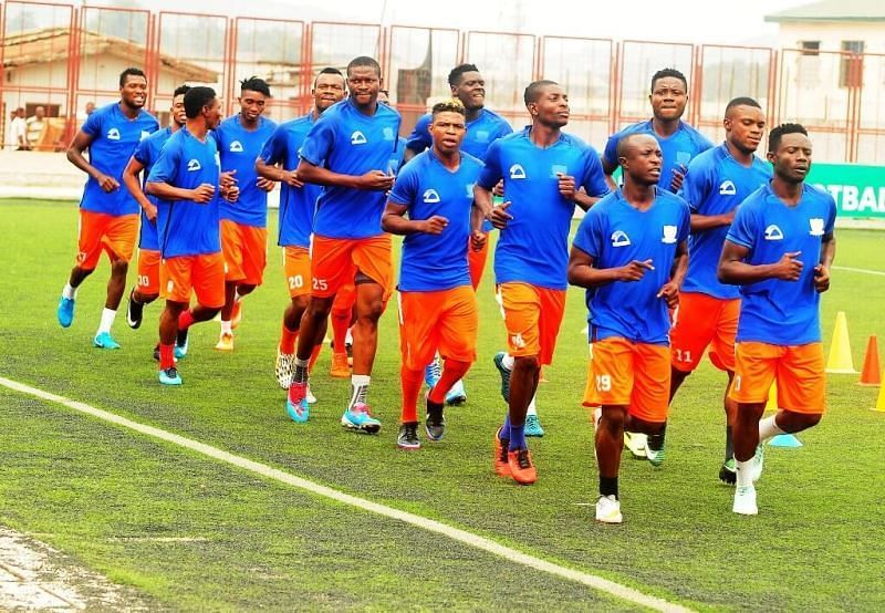 Sunshine Stars preparing to welcome Plateau United on Wednesday evening
