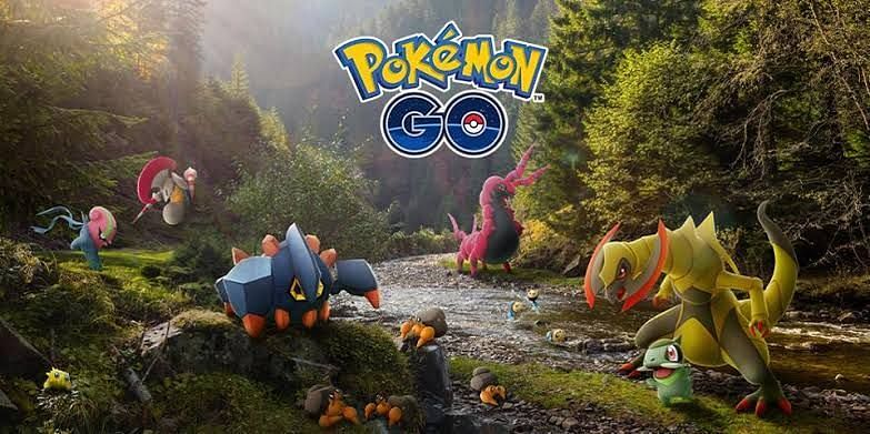 Niantic have added more Pokemon from Unova
