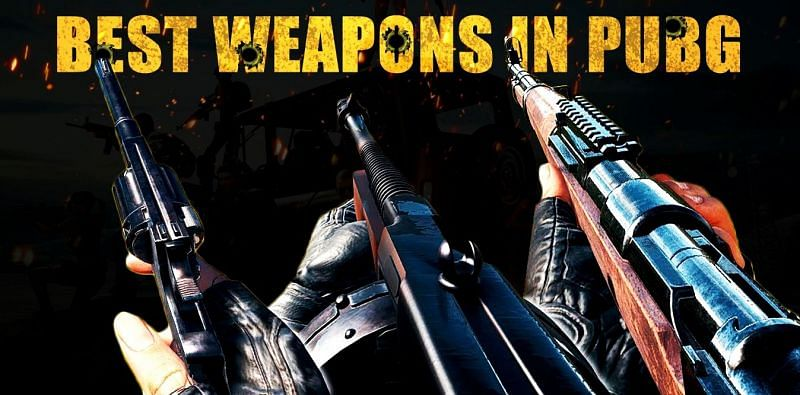 Best Guns in PUBG Mobile (Credits: Esports Rush) M416 is a versatile gun for every situation Beryl is deadly in close combatsAUG A3 is one of the best guns in the gameGroza is exclusive to Airdrops